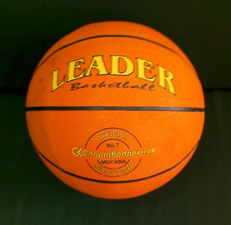 Мяч баскетбольный Leader
