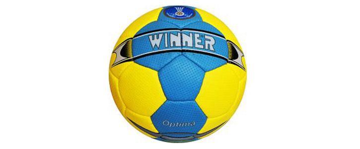 Мяч гандбольный Winner Optima III