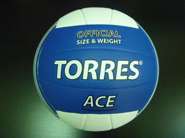 Мяч волейбольный TORRES Ace
