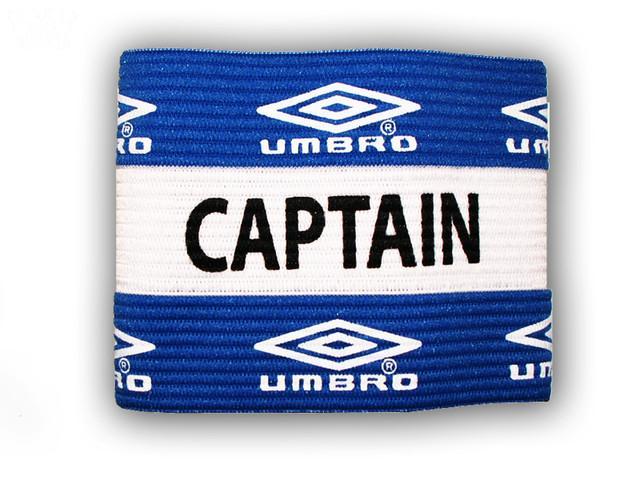 Повязка капитанская Umbro