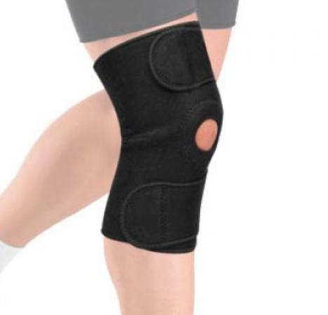 Суппорт колена разъемный TORRES.