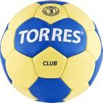 Мяч гандбольный TORRES Club, размер 3
